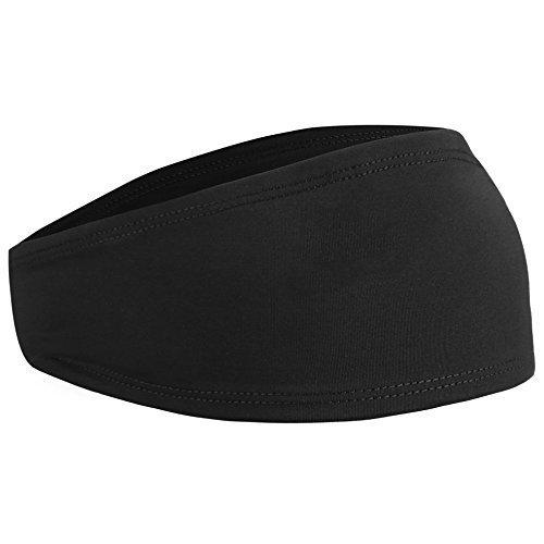 BestYT Praktisch Atmungsaktiv Übung Weiches Sport Pullover Schweißband Stirnband (Pullover Softball Kinder)