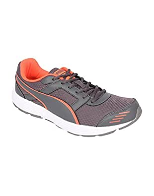 Puma Men's Harbour DP Asphalt/ Red Blast Sport Shoes (11 UK/India)