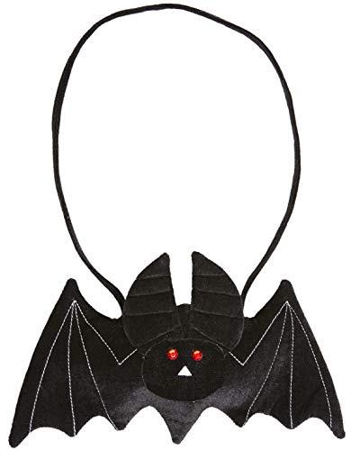 Kostüm Fancy Dress Handtaschen - WIDMANN Fledermaus Handtaschen-Zubehör für Halloween, Kostüme und Outfits