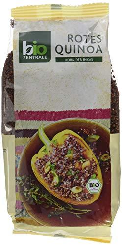 biozentrale Rotes Quinoa, 7er Pack (7×400 g)