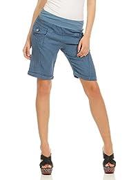 Abbigliamento it Donna Pantaloncini Amazon Donna fvq5qx