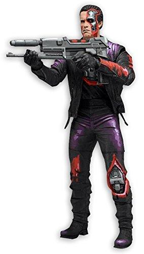 RoboCop VS Terminator video game figura de acción T800 - figura de acción 1