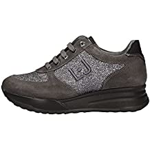 LIU-JO GIRL L4A4-20210-0218 Sneakers Donna Carbone 36 335b60efc73