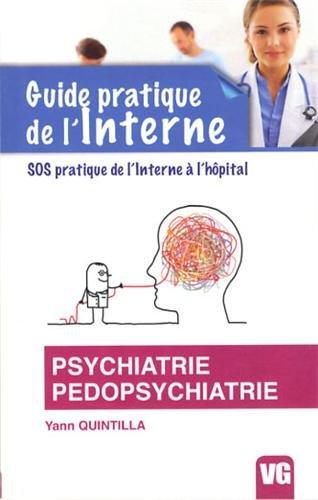 Psychiatrie pdopsychiatrie