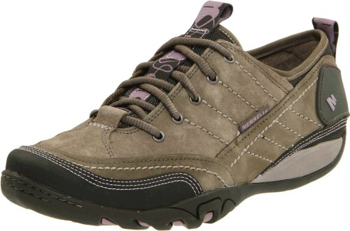 Merrell MIMOSA LACE J68166, Sneaker Donna Dusty Olive