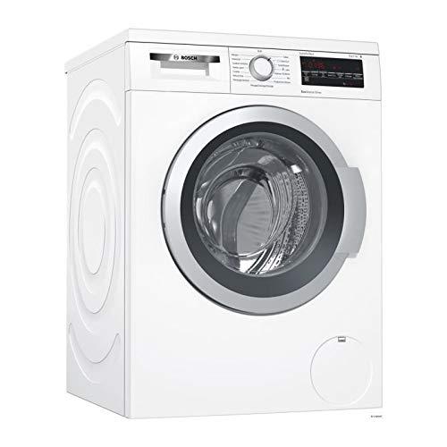 Bosch Serie 6 WUQ24408FF Autonome Charge avant 8kg 1200tr/min A+++-30% Blanc machine à laver - Machines à laver (Autonome, Charge...