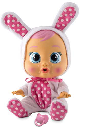IMC Toys Cry Babies Bebé Piagnucolosi Coney, 10598