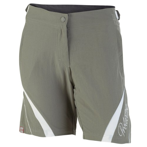 Baggy Mountain Bike Shorts (Protective Damen Baggy Libra Green Grey, 38)