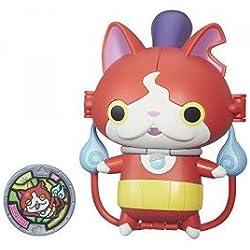 Yokai - Yo-Kai Watch B5947 Figura trasformabile - Jibanyan