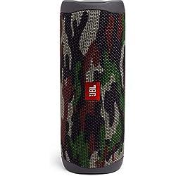 JBL Flip 5 Enceinte Bluetooth Portable avec Batterie Rechargeable, Étanche, Compatible Siri et Google, Camouflage