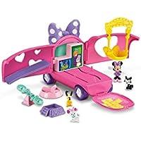 Disney X2756 - Caravana De Mascotas De Minnie (Mattel)