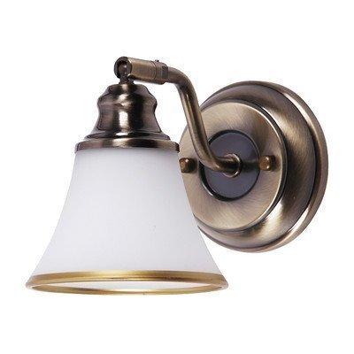 Fastueux Applique Murale - Luminaire Salle De Bain IP20 Bronze 1/1/911