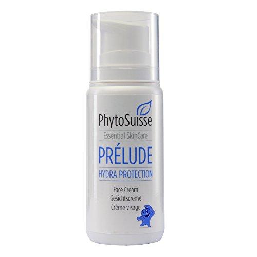 PHYTOSUISSE Prélude Hydra Protection - Gesichtscreme für Babys, Kinder und Allergiker I Vegane Gesichtspflege bei Neurodermitis & extrem sensibler Haut - 100 ml (Face Cream)