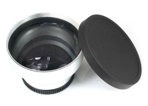 Fotga 52mm 2.0X Telephoto Lens Fuer alle Kamera und Camcorder mit 52mm Vordere Gewinde