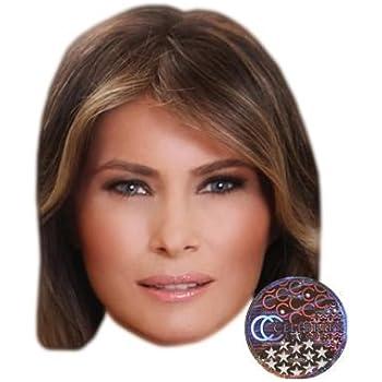 NUOVA Maschera MELANIA Trump