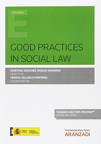 Good practices in social law (Monografía)