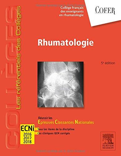 RHUMATOLOGIE 5ED.