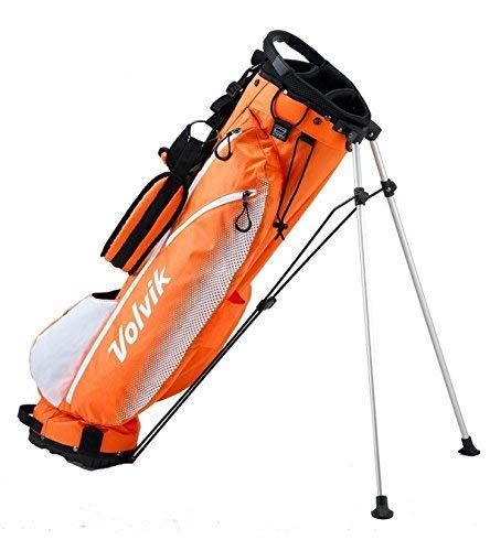 Volvik Un Sac de Golf avec Support – Orange