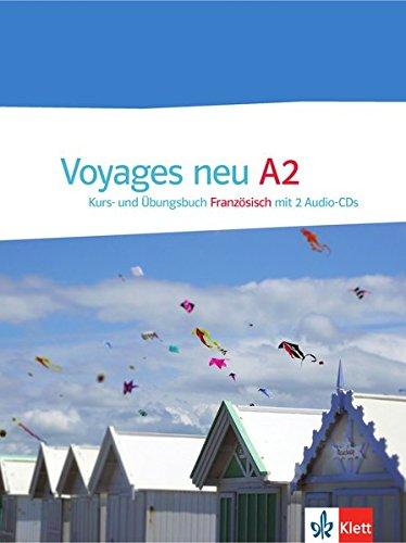 voyages-neu-a2-kurs-und-bungsbuch-mit-2-audio-cds