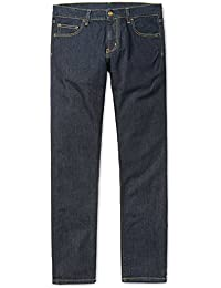 CARHARTT WIP - Jean - Homme - Jeans Slim Tapered Fit Stretch Rebel Spicer Bleu Lavé pour homme