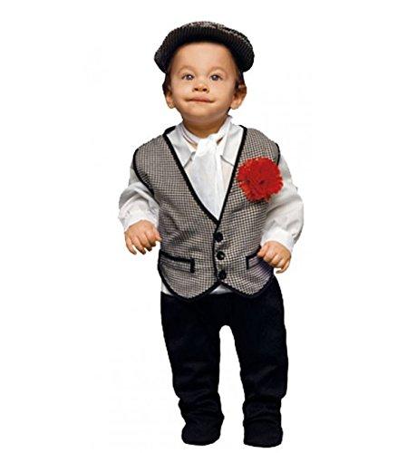 Imagen de disfraz bebé chulapo san isidro  7 12 meses