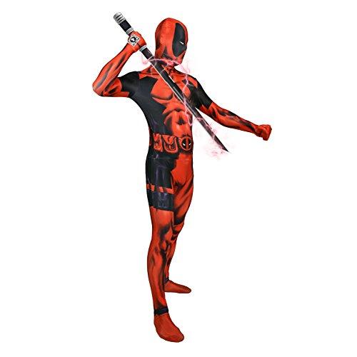 Imagen de morphsuits  disfraz de segunda piel pegado al cuerpo adultos, talla xl mlzdpx  alternativa