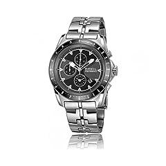 Idea Regalo - Breil orologio da uomo con cronografo e argento in acciaio INOX TW1135