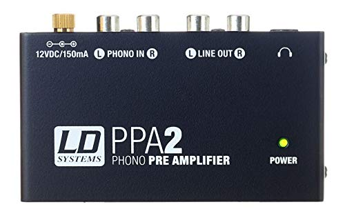Ld systems LDPPA2 - Ppa2 preamplificador y