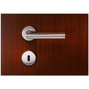 poign e de porte erg bb serrure garnitures jack jack virole poign e de porte poign e de porte. Black Bedroom Furniture Sets. Home Design Ideas