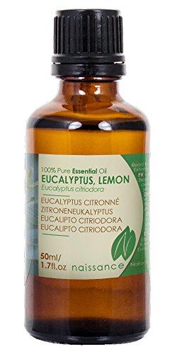 Naissance Eucalipto Citriodora 50ml - Olio essenziale puro al 100%, Puro, Naturale,...