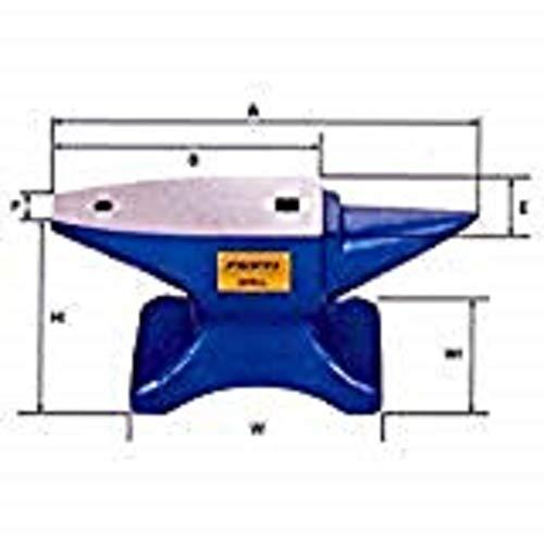 Amboss aus Stahl gehärtet C50-10kg