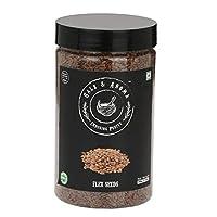 Salz & Aroma Flax Seeds/Alsi Beej 500 Gram
