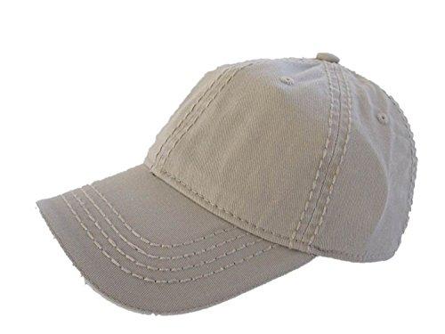 NC56 Unisex Schlichte Baseballcap 56 (Nc-baseball-mütze)
