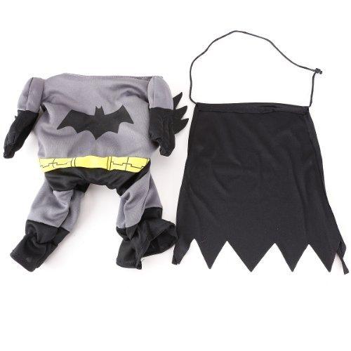 Hundekleidung Haustier Bekleidung Hundepullover Hunde Kleidung Kostüme Batman -