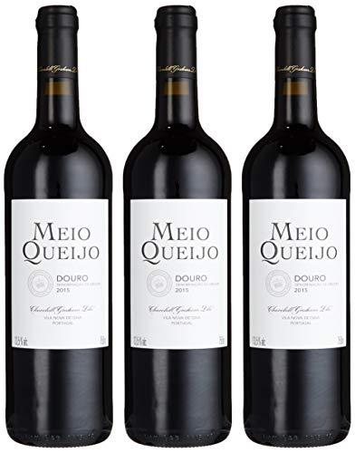 Churchill's Estates Meio Queijo Tinto DOC Cuvée 2015 Trocken (3 x 0.75 l)