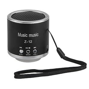 Mini Enceinte Haut Parleur Rechargeable Radio Lecteur Pour MP3 MP4 Téléphones iPod PC Câble USB / audio Mode d'emploi