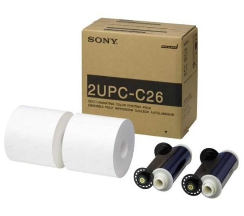 Papel 2UPC C26 Sony