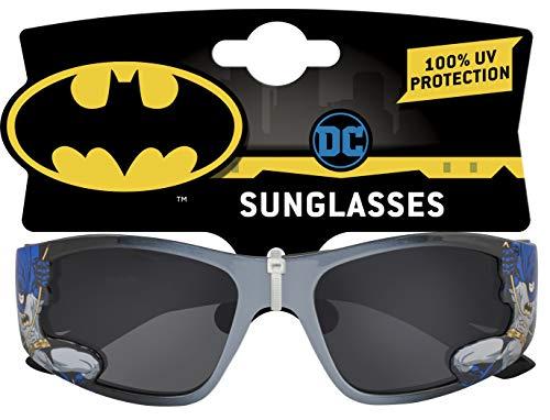 Kinder Batman Sonnenbrille Grau mit Batman Bild