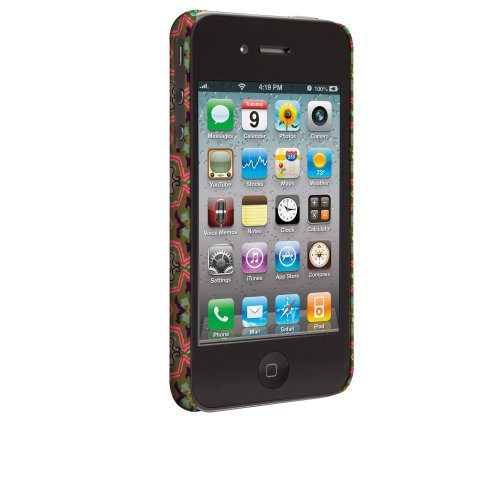 Case-Mate Jessica Swift Designer Schutzhülle für Apple iPhone 4/4S–parent ASIN Farouk