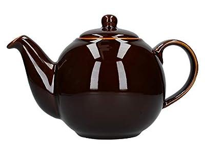 London Pottery Théière 6 tasses Marron Rockingham
