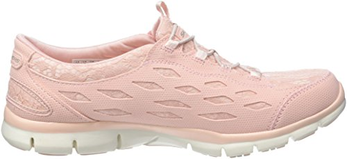 ... Skechers Damen Gratis-Chic Craze Slip On Sneaker Pink (Light Pink) 3e19a76942