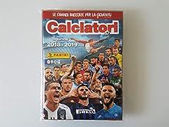 Idea Regalo - Panini Album Calciatori 2018/19 + Set Completo Figurine da attaccare