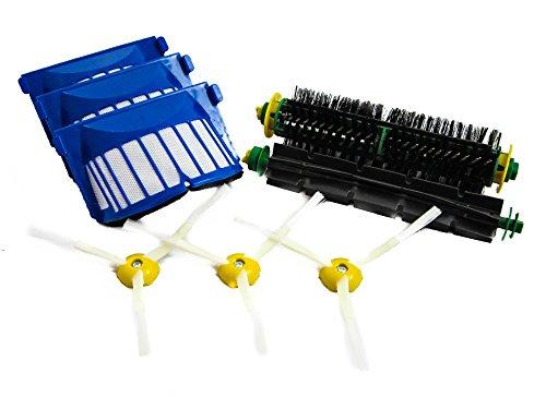 5.1.1.3.3.PET Paquete de reemplazo para iRobot Roomba PET de Hannets®