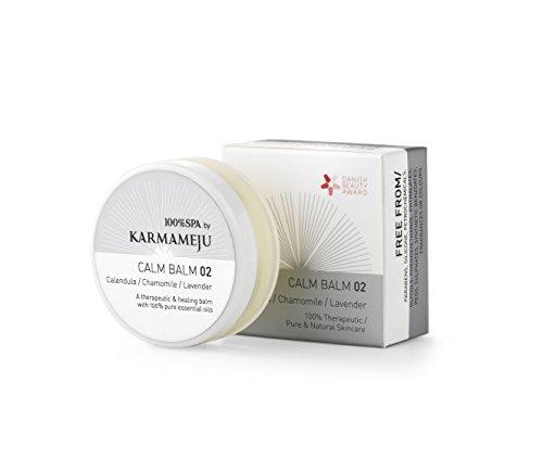 Preisvergleich Produktbild Karmameju Skincare Calm Balm 02 Travel Size, 1er Pack (1 x 20 ml)