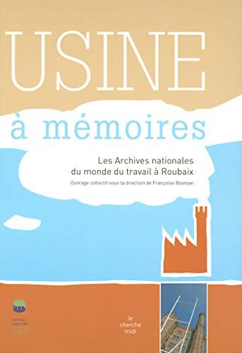 Usine à mémoires par Jean-François Eck