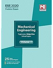 ESE 2020 Preliminary Exam Mechanical Engineering Objectiv