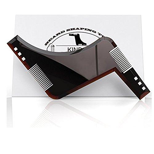 Zoom IMG-1 kindax pettine modello barba all