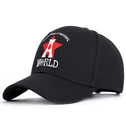 DAMENGXIANG Hut Kostüm Waynes World Baseball Caps Unisex Erde Hüte Besticktes Trucker Vati hat Unisex Kappe einstellbar (Waynes World Kostüm Hut)