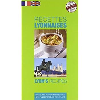 recettes lyonnaises - lyon's recipes