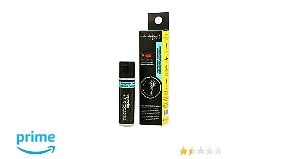 Microclair Sports MCR 090009, Liquido Idrofobico, Nero